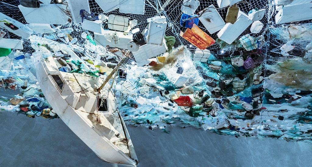 El Parche del Pacífico y el uso indiscriminado de plásticos