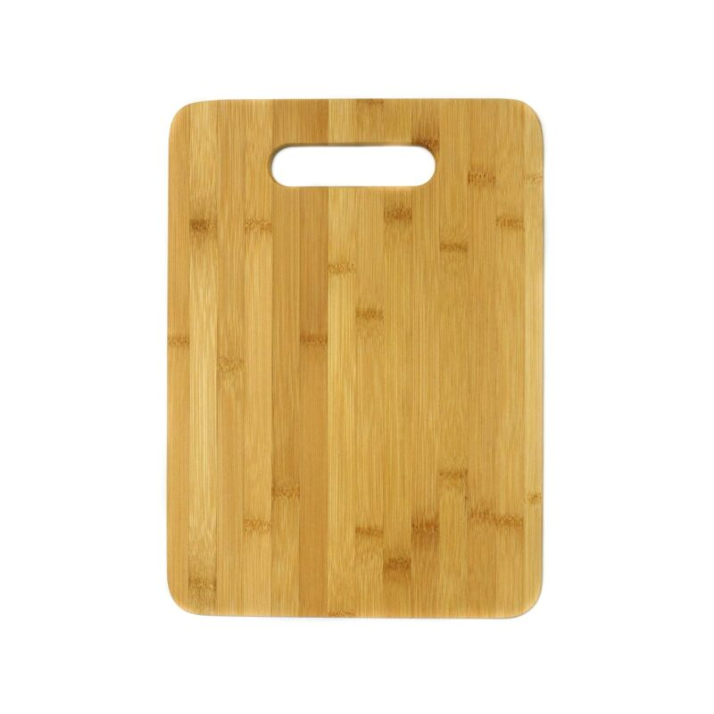 Tabla de picar de bambú ecológico