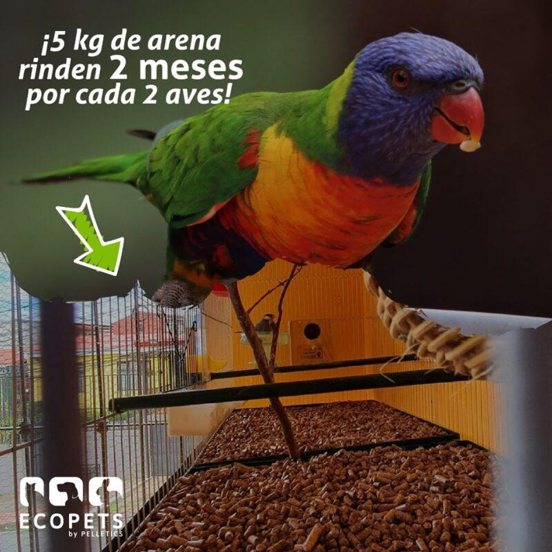 Arena ecológica para mascotas – Venta por Kilos – Ecopets