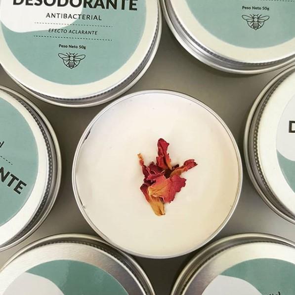 Desodorante Antibacterial – Piel de Miel