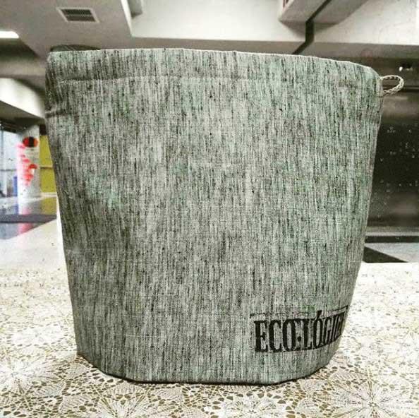 Lunchera impermeable – ECO-LÓGICA