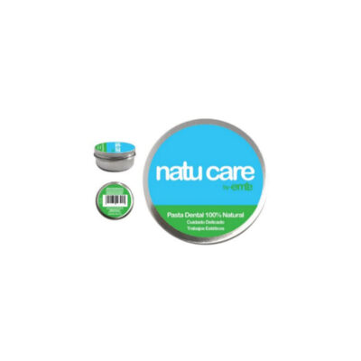 Pasta dental natural de Cuidado Delicado y Trabajos Estético – Natu Care by Eme