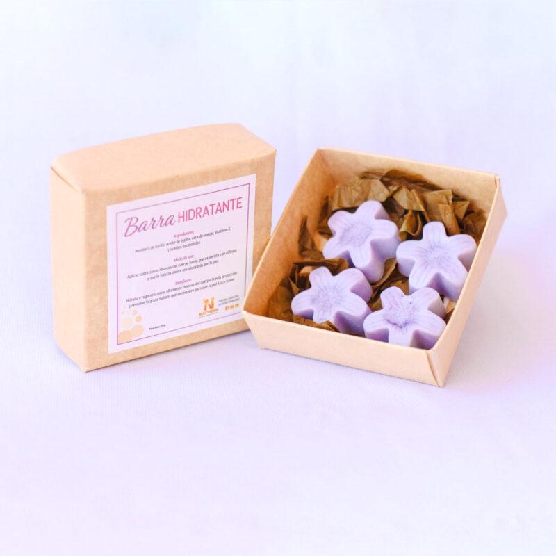 Crema sólida – Barras hidratantes a base de aceites naturales – Naturen