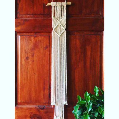 Colgante de Pared – 100% algodón – hecho a mano – Macrawoods