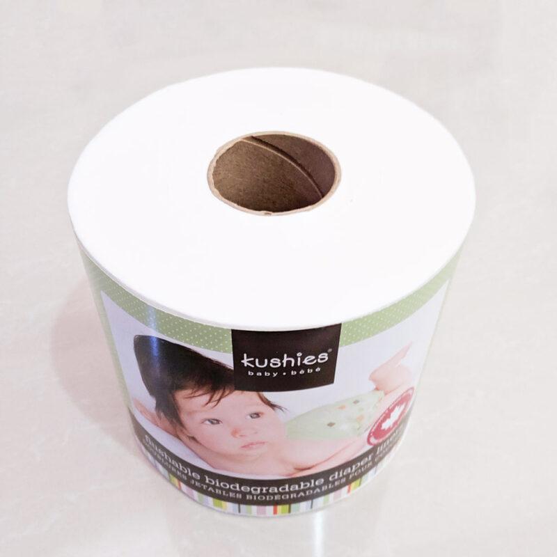 Rollo de 100 Forros / Cobertores desechable y Biodegradable