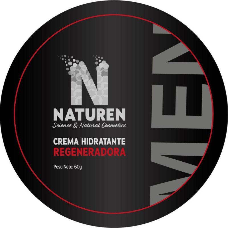 Crema Caballero Hidratante Regeneradora con Extracto de Vitamina E  – Naturen