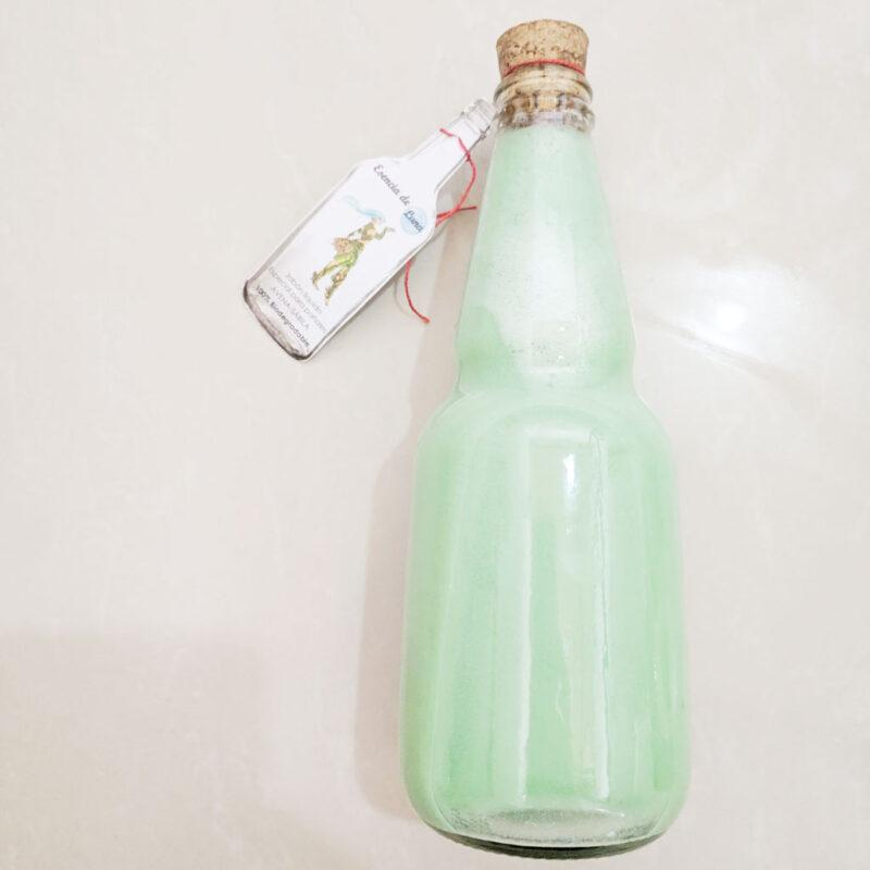 Jabón líquido lavar ropa biodegradable – Botellitas amorosas – 340ml – Esencia de Luna