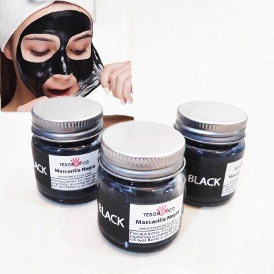 Mascarilla Negra – Peel Off – Elimina los puntos negros – 35g – Extra fuerte