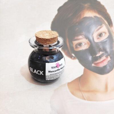 Mascarilla Negra – Peel Off – Elimina los puntos negros – Extra fuerte