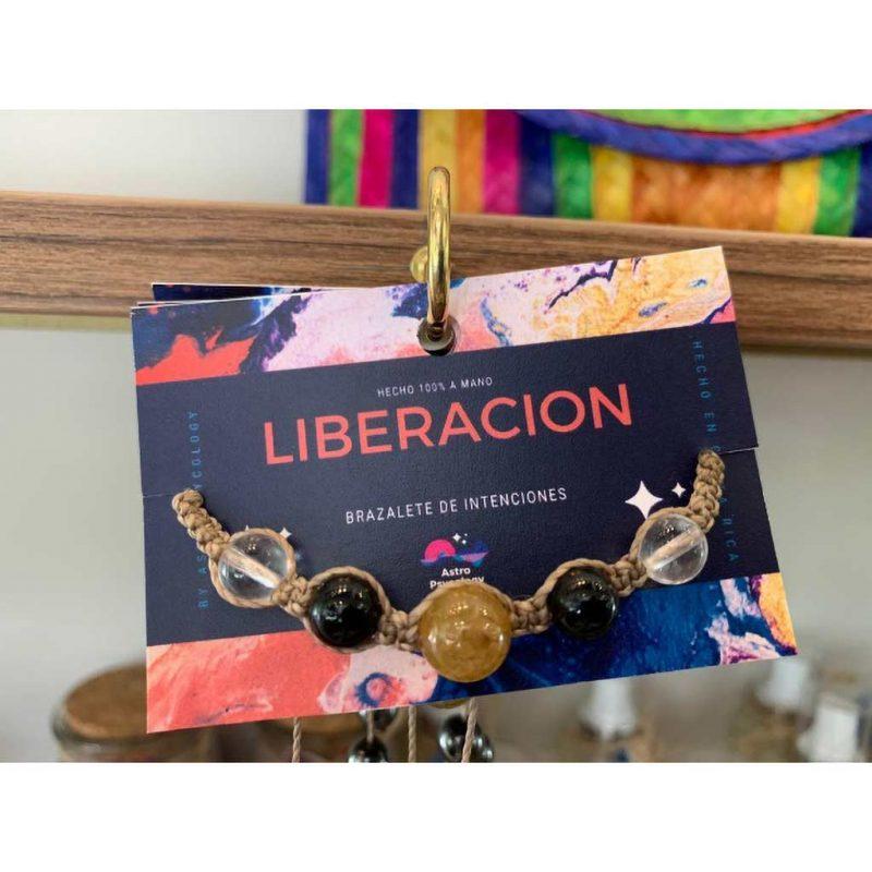Brazalete Intencionado de Liberación – Astropsycology