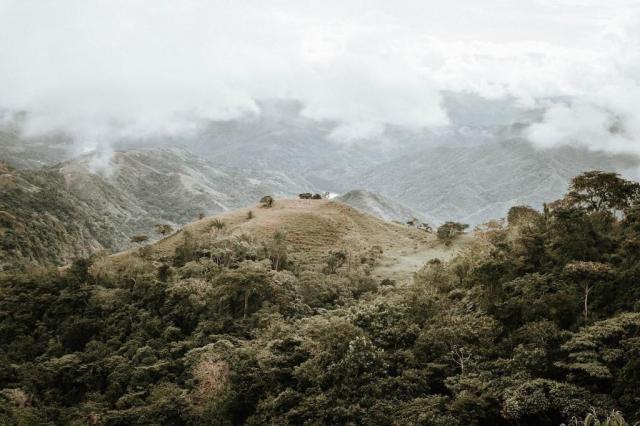 Montañas de Boruca