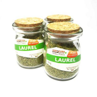 Laurel – Especia pura molida – 28g – Agropura