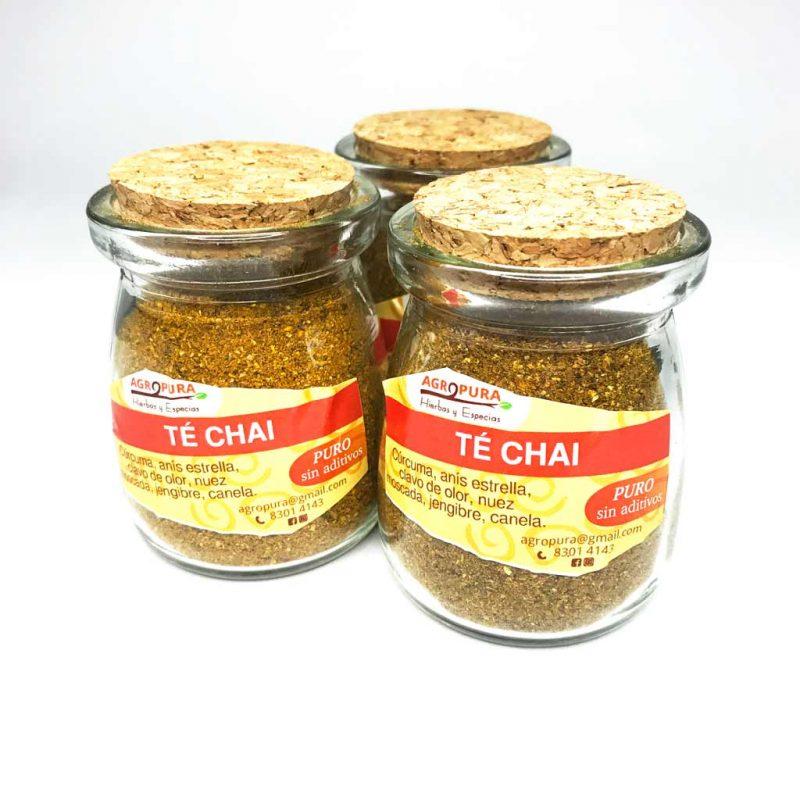 Té Chai – Bebida pura en polvo – 38g – Agropura