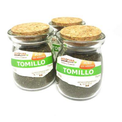 Tomillo – Hierba pura en polvo – 24g – Agropura